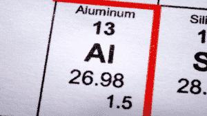 อลูมิเนียมคือโลหะที่มีคุณสมบัติทางกลไกที่ยอดเยี่ยม